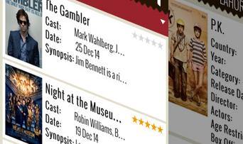 Albums Popcorn App 1