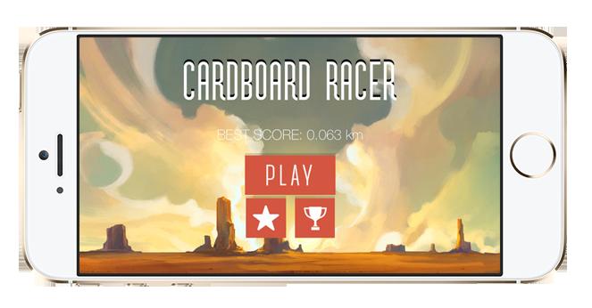 Thumbnail Cardboard Racer 2