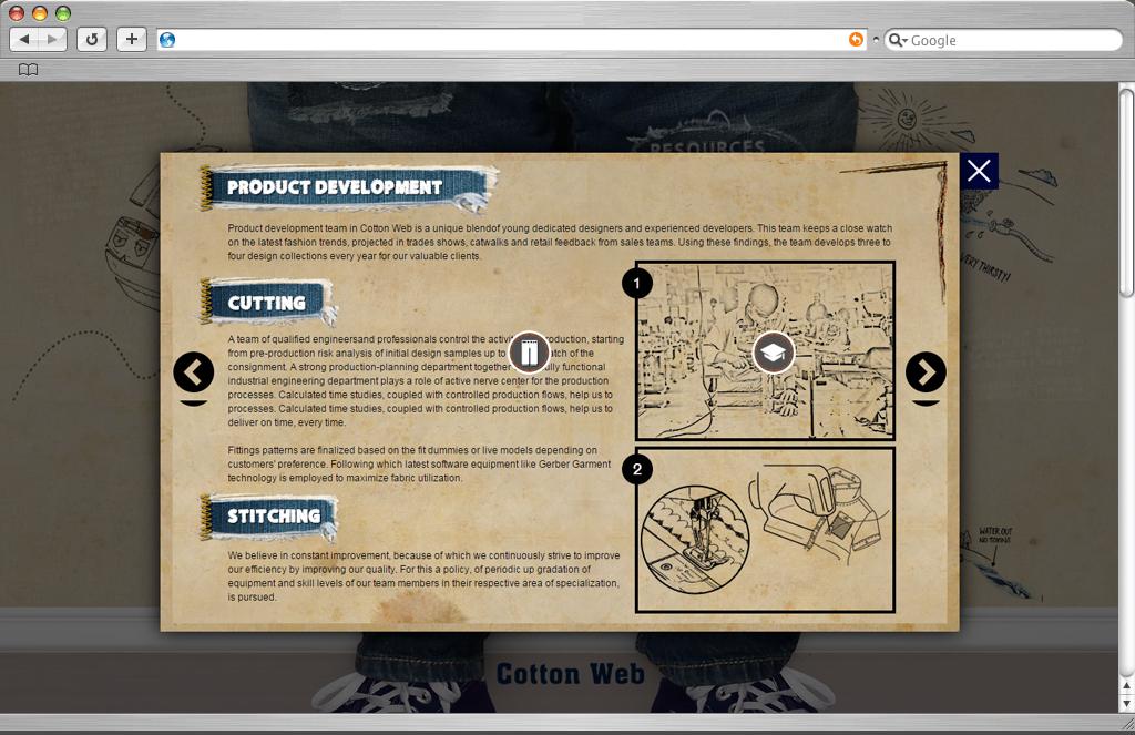 Thumbnail Cottonweb 5