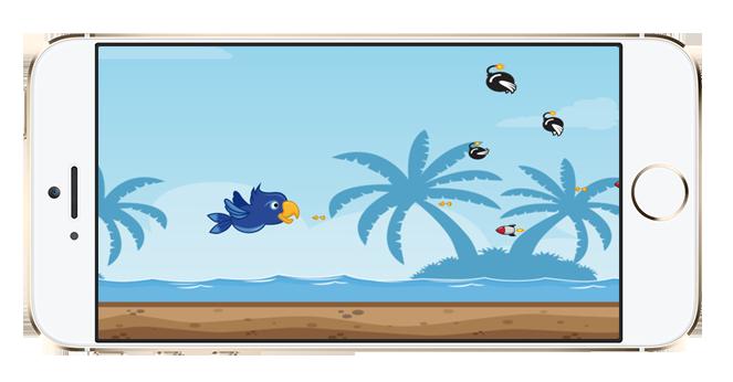 Thumbnail Flight Parrot Game 2