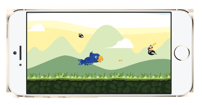 Thumbnail Flight Parrot Game 3