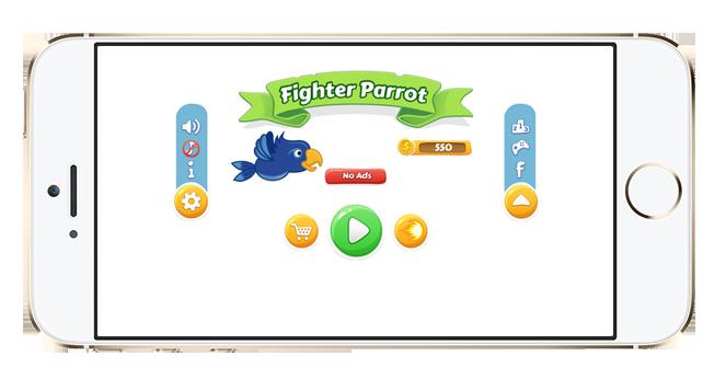 Thumbnail Flight Parrot Game 4