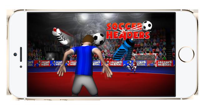 Thumbnail Soccer Headers Game 1