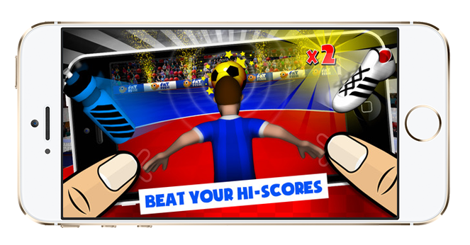 Thumbnail Soccer Headers Game 4